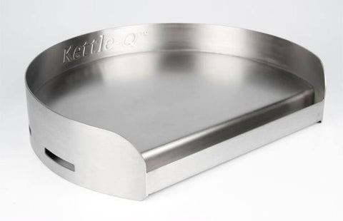 Kettle-Q Round Grill Top Griddle