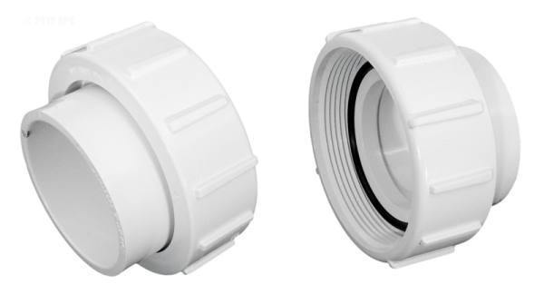 "2"" Union Adapter Package, 2/pk"