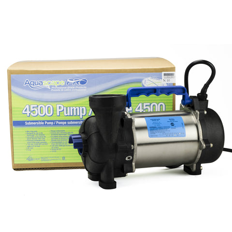 Aquascape Aquascape Pro 4500 Pond Pump 20003 - Yardandpool.com