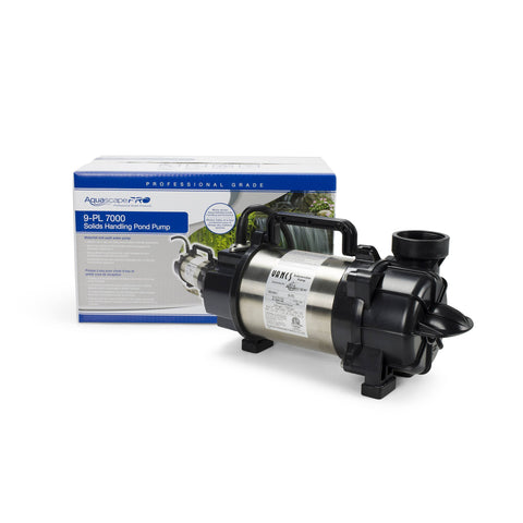 Aquascape 9-Pl 7000 Solids-Handling Pond Pump 29977 - Yardandpool.com