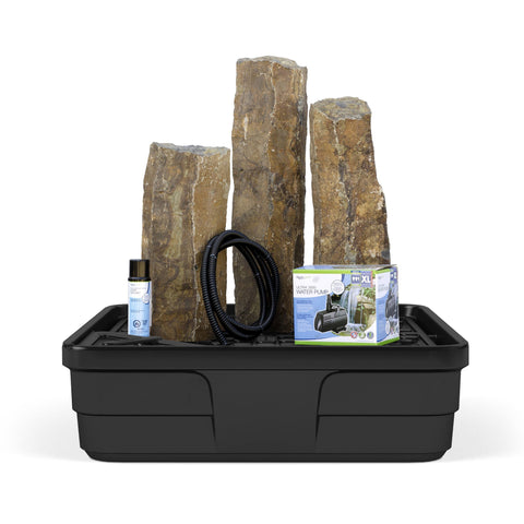 Aquascape Mongolian Basalt Columns Set Of 3 Landscape Fountain Kit 58089