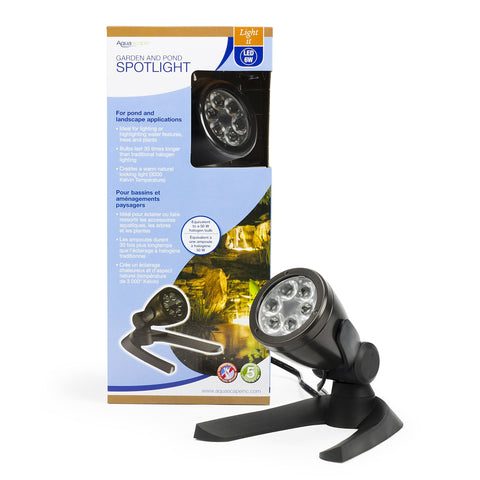 Aquascape Garden And Pond 6-Watt Led Spotlight 84034 - Yardandpool.com