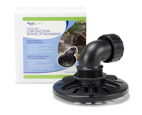 Aquascape Aquasurge Low Suction Intake Attachment 91117 - Yardandpool.com