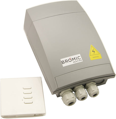 Bromic Heating On/Off Switch for Smart-Heat Electric and Gas Heaters with Wireless Remote - Yardandpool.com