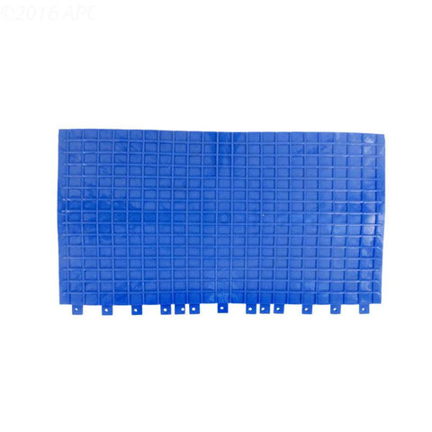 Dolphin PVC Brush Diag Blue - Yardandpool.com