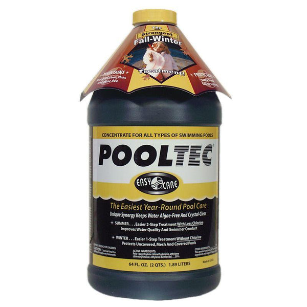 Easy Care Pooltec Fall | Winter - 1/2 gal - Yardandpool.com