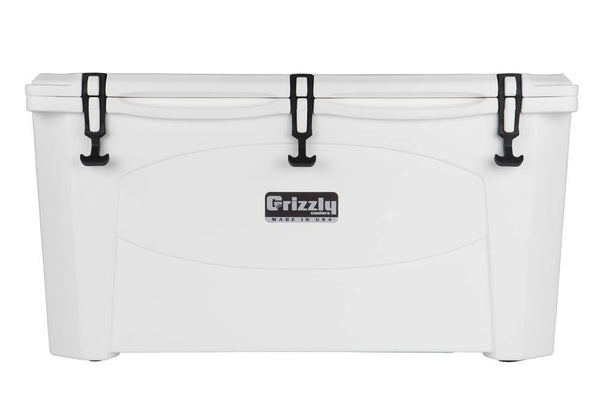 Grizzly 100 Cooler - White