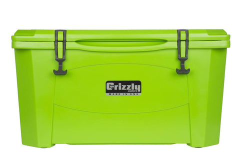 Grizzly 40 Cooler - Lime Green