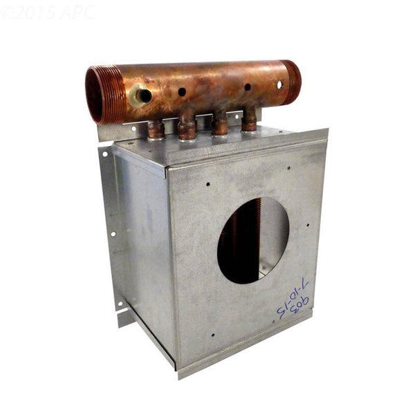 Heat Exchanger Assembly  (a)