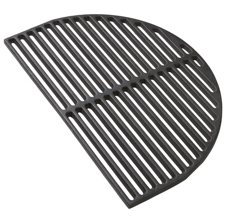 Primo Grills Half Moon Cast Iron Searing Grate for Oval XL 400 Grill