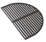 Primo Grills Half Moon Cast Iron Searing Grate for Oval JR 200 Grill