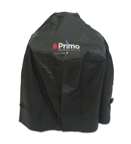 Primo Grill Cover for All-In-One Grills - Kamado - Oval JR 200 - Oval LG 300