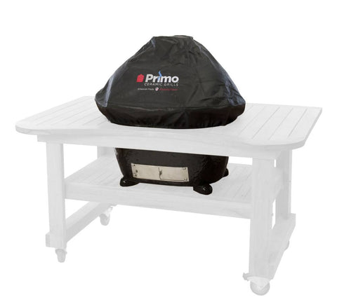 Primo Grill Cover for All Built-In Oval Applications