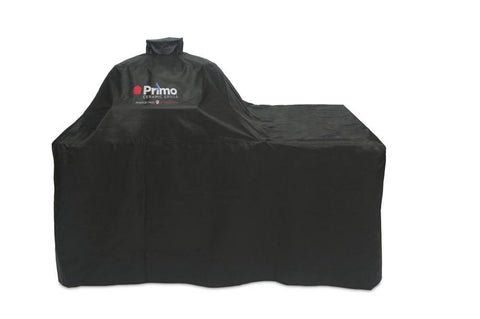 Primo Grill Cover for Oval XL 400 in Counter Top Table