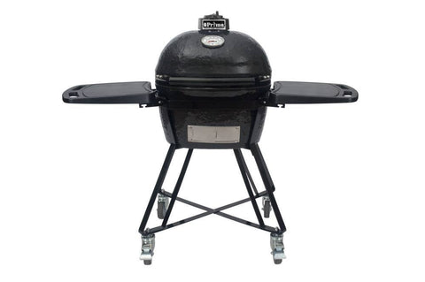 Primo Grills Oval JR 200 ALL-IN-ONE Ceramic Grill - Yardandpool.com