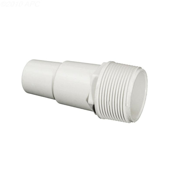 "Hose Fitting, 1-1/2"" NPT x 1-1/4"" Hose Barb"