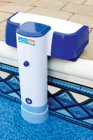 PoolEye Universal Pool Immersion Alarm with In-Home Remote Receiver