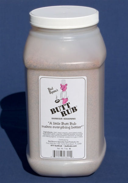 Bad Byron's Butt Rub BBQ Seasoning - 7lb