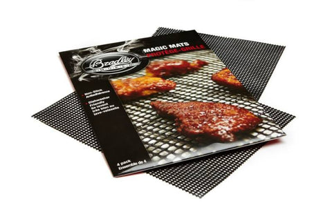 Bradley Smoker Magic Mats Non-Stick - Set of 4