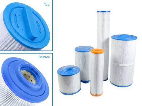 Swimming Pool & Spa Replacement Filter Cartridge 35 Sq Ft | 4CH935 | FC0170 - Yardandpool.com