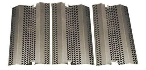 Fire Magic Stainless Steel Flavor Grids | For A790 E790 and Monarch Magnum Grills - Set of 3 - Yardandpool.com