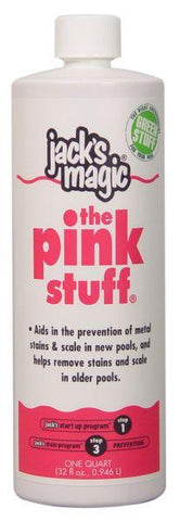 Jack's Magic Metal Solution The Pink Stuff - 1 qt
