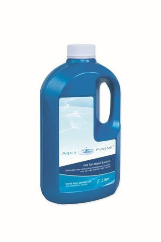 AquaFinesse Hot Tub and Spa Water Care Solution - 2 liter - Yardandpool.com