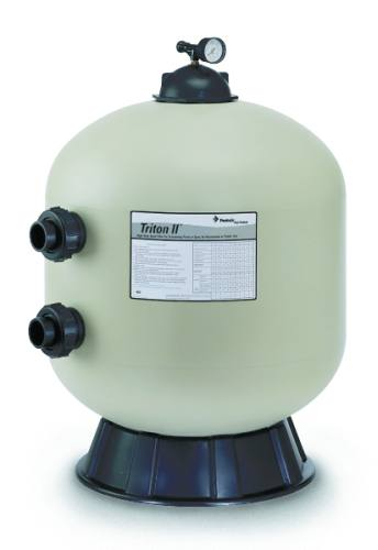 Pentair Triton II Side Mount Pool Sand Filter - 24""