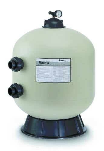 Pentair Triton II Side Mount Pool Sand Filter - 21""