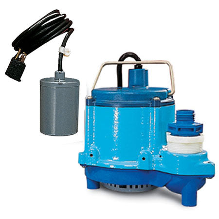 Little Giant Automatic Big John Submersible Sump Pump 6CIARFS