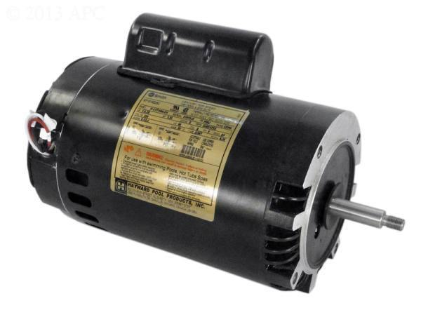Motor, 1-1/2 hp, 2-speed
