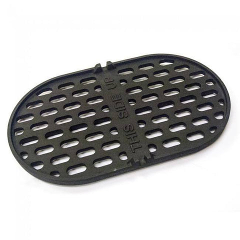 Primo Grills Oval XL 400 Cast Iron Charcoal Grate - Yardandpool.com
