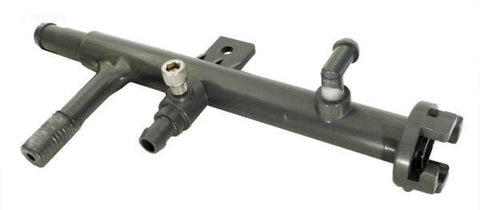 Feed Mast w/O-Ring, Gray