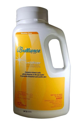 Brilliance for spas Oxidizer with Mineral Salts - 5 lb - Yardandpool.com