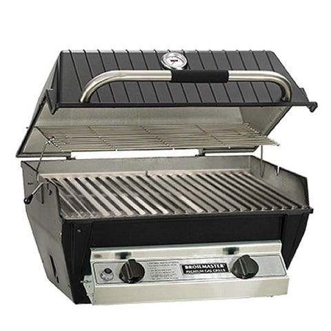 Broilmaster Grills Infrared Burner R3 Series Gas Grill
