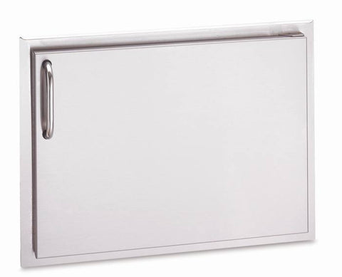 "American Outdoor Grill Single Access Door Left Hand Open - 17"" x 24"""