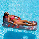 "Swimline 66"" Deluxe Swimming Pool Lounge Chair"