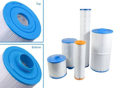 Swimming Pool & Spa Replacement Filter Cartridge 45 Sq Ft | 5CH45 | PFF50P | FC2401 - Yardandpool.com