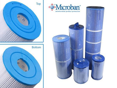 Swimming Pool & Spa Replacement Filter Cartridge 50 Sq Ft 15046 | C8350 | PVT50WM | FC3053M