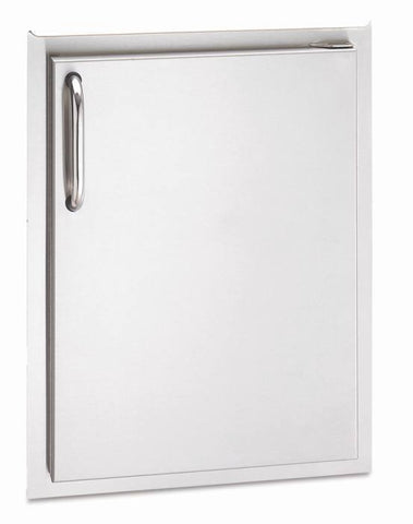 "American Outdoor Grill Single Access Door Left Hand Open - 24"" x 17"" - Yardandpool.com"