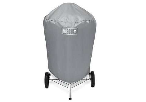 "Weber Grill Cover For 22"" Charcoal Grills - Yardandpool.com"