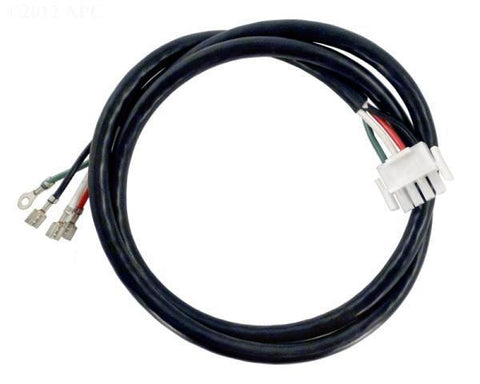 AMP PUMP CORD 14/4 RED 2 SPD