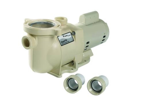 Pentair SuperFlo Standard Efficient Single Speed Up Rated Pool Pump - 1.5 HP