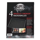 Bradley Smoker Extra Racks - Set of 4