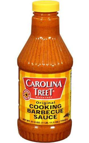 Carolina Treet Cooking Barbecue Sauce 27.5 oz