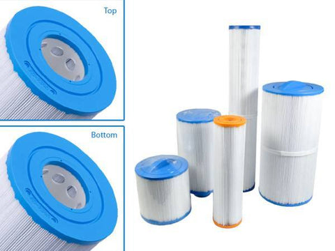 Swimming Pool & Spa Replacement Filter Cartridge 65 Sq Ft 16506 | C8465 | PWK65 | FC3960 - Yardandpool.com