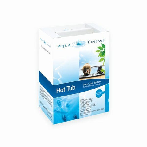 AquaFinesse Hot Tub and Spa Full Kit - Bromine
