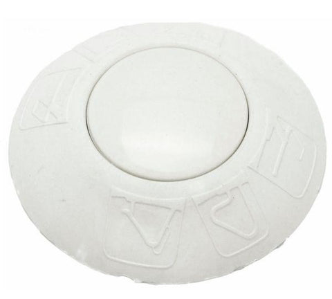 SR Smith White Plastic Washer w/ Cap - Yardandpool.com