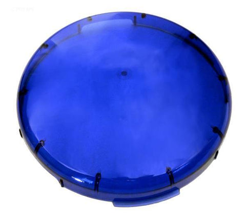 Kwik-change plastic lens cover, blue