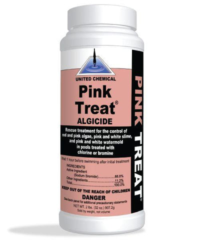 United Chemical Pink Treat - 2 lb - Yardandpool.com
